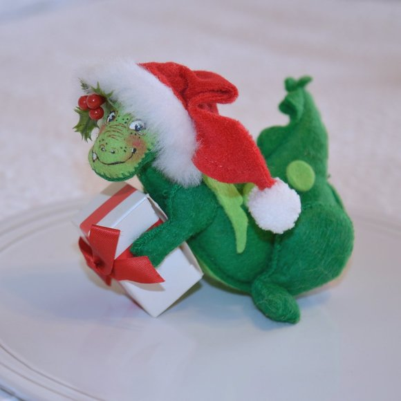 Vintage Annalee Christmas Dragon